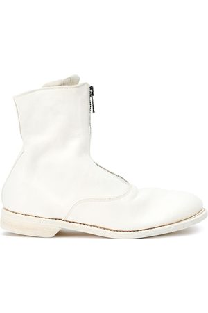 GUIDI Damen Stiefeletten - Zipped ankle boots
