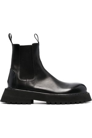 MARSÈLL Herren Stiefel - Chunky-sole ankle boots