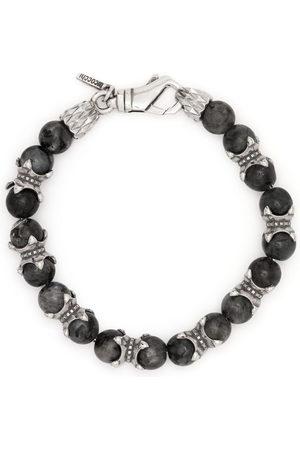 EMANUELE BICOCCHI Herren Armbänder - Beaded chain bracelet