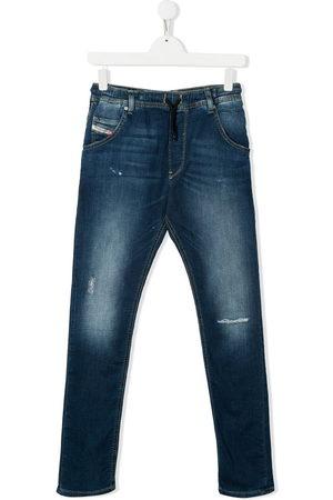 Diesel Jeans - TEEN denim straight leg jeans