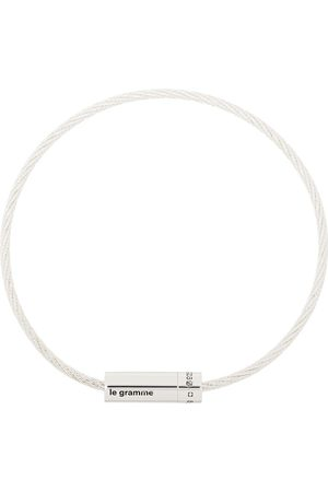 Le Gramme Le 7g polished cable bracelet