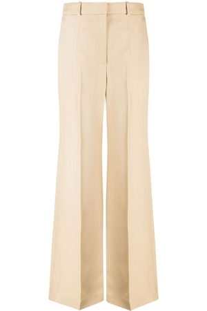 Joseph Morissey wide-leg trousers