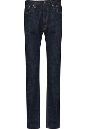 ORSLOW Ivy slim-fit jeans