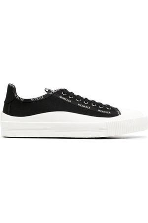 Moncler Herren Sneakers - Glissiere low-top canvas sneakers