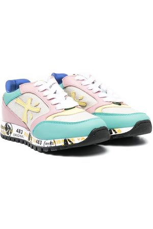 Premiata Zaczac-B low-top sneakers