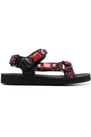 CAR SHOE Damen Sandalen - Buckle-fastening sandals
