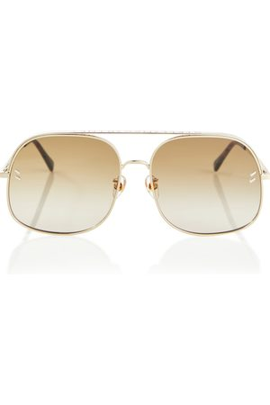 Stella McCartney Aviator-Sonnenbrille
