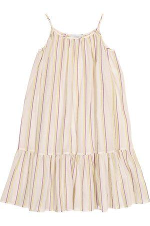 PAADE Gestreiftes Kleid Noel aus Baumwolle