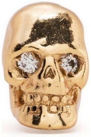 EMANUELE BICOCCHI Ohrringe - Diamond eye skull single earring