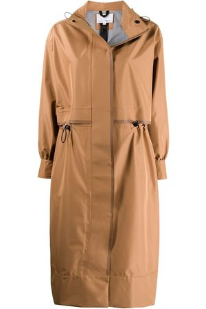 3.1 Phillip Lim Damen Parkas - Essential hooded parka coat