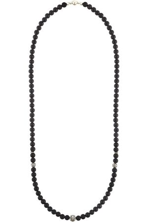 Nialaya Herren Halsketten - Beaded necklace