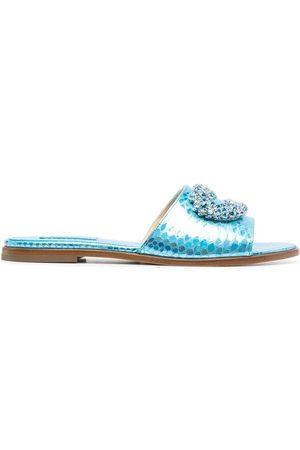 GIANNICO Damen Sandalen - Daphne open-toe sandals