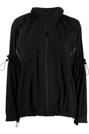 3.1 Phillip Lim Damen Trenchcoats - Drawstring-detail jacket