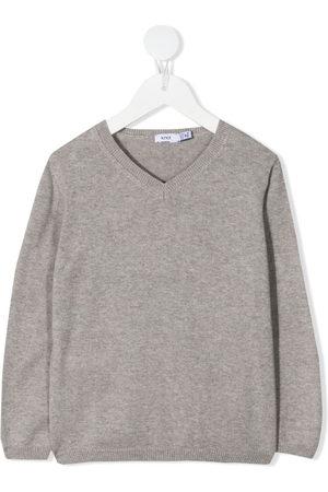KNOT Jungen Pullover - V-neck jumper