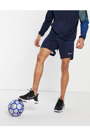 Nike Herren Shorts - Academy shorts in navy and white