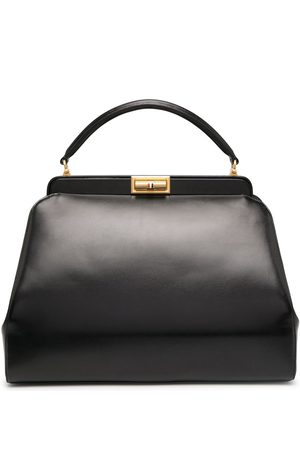 Thom Browne Damen Shopper - Large top handle doctor bag