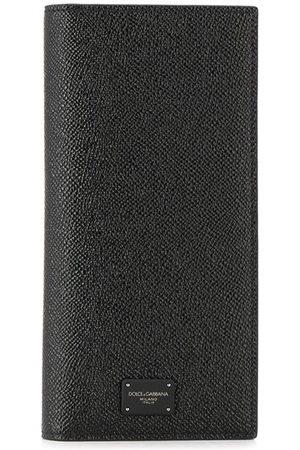 Dolce & Gabbana Herren Geldbörsen & Etuis - Long leather cardholder