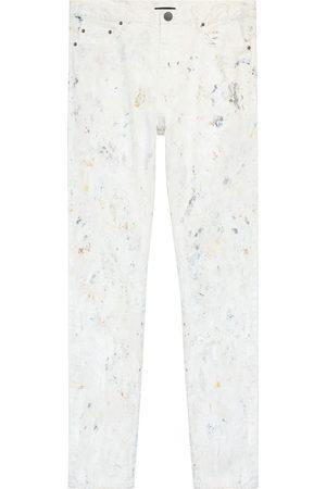 John Elliott Herren Straight - Daze mid-rise straight jeans