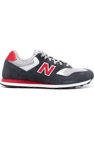 New Balance ML393 panelled sneakers