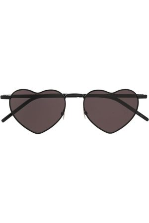 Saint Laurent Heart frame sunglasses