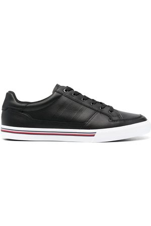 Tommy Hilfiger Herren Sneakers - Core Corporate leather sneakers