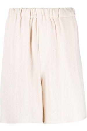 Ami Elasticated waist shorts