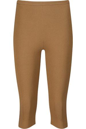 Totême Shorts aus Strick