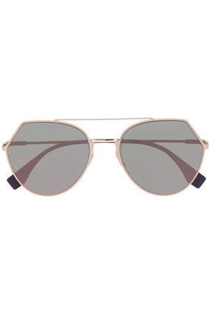 Fendi Round-frame sunglasses