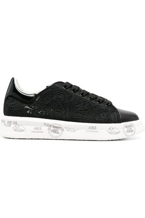 Premiata Damen Schnürschuhe - Belle lace-up sneakers
