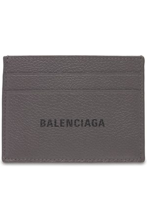 Balenciaga Kartenhülle Aus Leder Mit Logo
