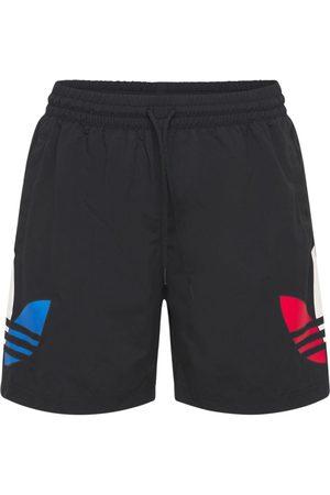 adidas Primegreen Tricolor Trefoil Swim Shorts