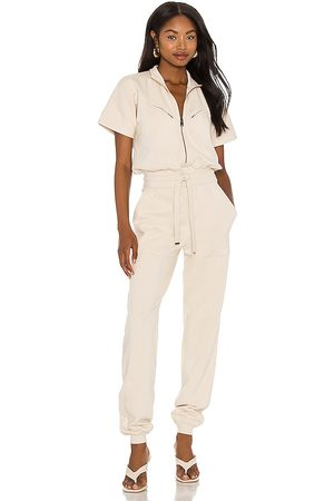 AllSaints Kayla Jumpsuit in - White. Size 0 (also in 00, 10, 2, 4, 6, 8).