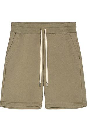 JOHN ELLIOTT Crimson Shorts in - Green. Size L (also in M, S, XL, XS).