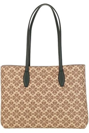 kate spade new york Tote Bags All Day Spade Flower Coated Large Tote Bag - in - Henkeltasche für Damen