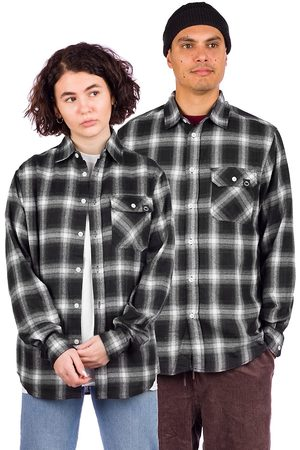 Blue Tomato Herren Freizeit - Plaid Flannel Shirt
