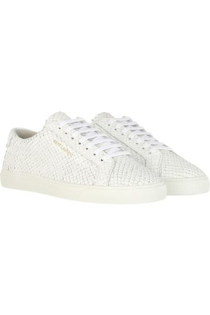 Saint Laurent Turnschuhe Andy Sneakers Nubuk Leather - in - für Damen