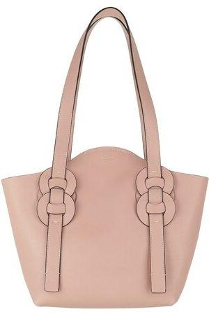 Chloé Damen Handtaschen - Tote Bags Small Darryl Tote Bag Calfskin - in - Henkeltasche für Damen