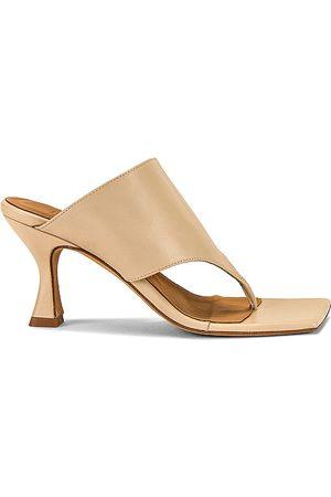 Toral Damen Clogs & Pantoletten - Mule in - Cream. Size 36 (also in 37, 38, 39, 40, 41).