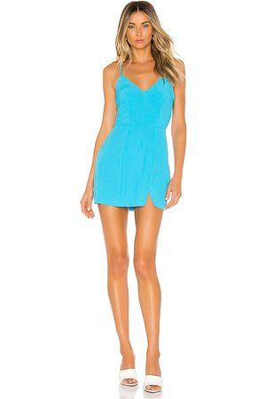 superdown Damen Kleider - Micah Mini Dress in - Blue. Size M (also in XXS, XS, S, XL).