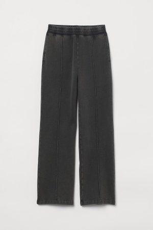 H&M Jogginghose mit hoher Taille