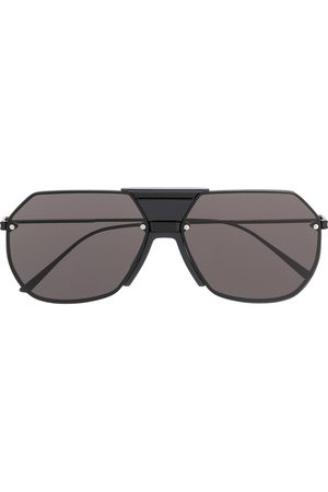 Bottega Veneta Aviator-frame sunglasses