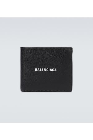 Balenciaga Herren Geldbörsen & Etuis - Portemonnaie Cash aus Leder