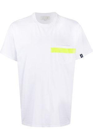 MACKINTOSH Patch-pocket short-sleeve T-shirt