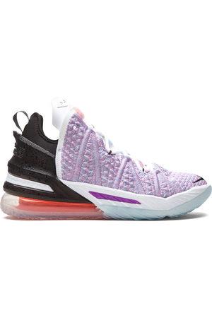 Nike Herren Sneakers - LeBron 18 high-top sneakers