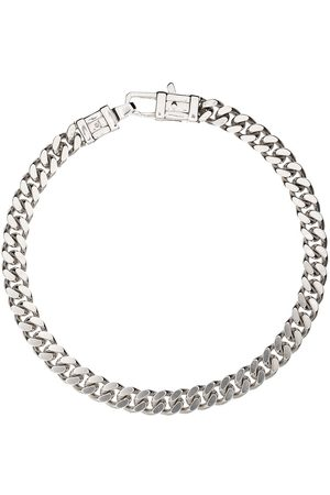 TOM WOOD Large curb-chain necklace