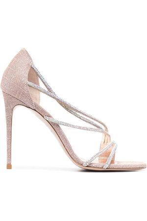 LE SILLA Damen Sandalen - Divina open-toe sandals