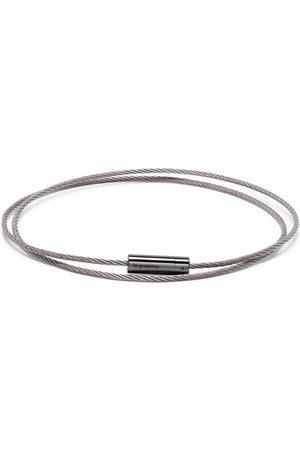 Le Gramme Armbänder - 11g polished triple cable bracelet