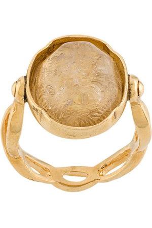 Goossens Damen Ringe - Cabochons oval ring