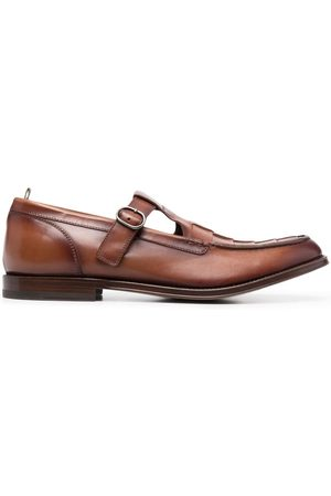 Officine creative Barona scale-effect loafers