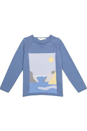 BONPOINT Herren Strickpullover - Pullover aus Kaschmir und Baumwolle